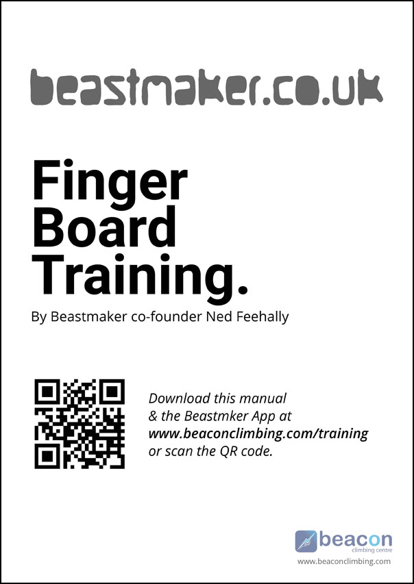 Beastmaker Beacon Training Manual