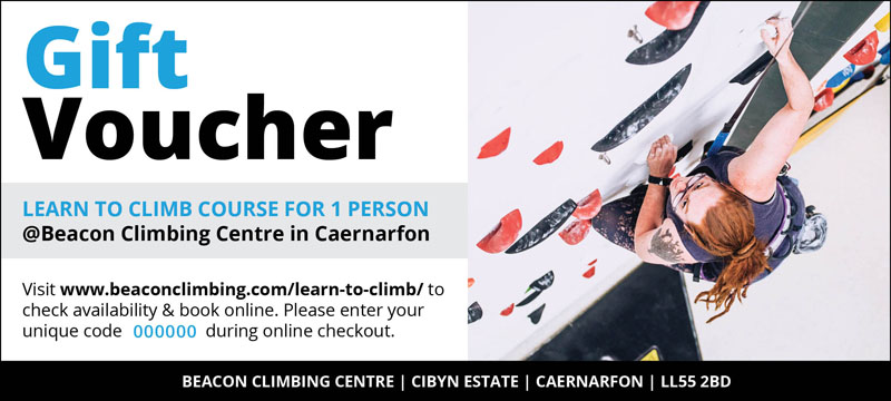Learn to Climb Course Gift Voucher