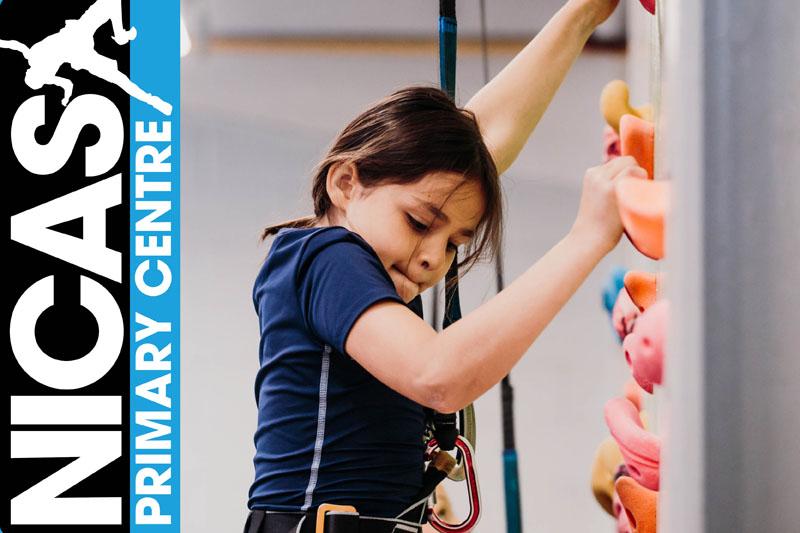 NICAS National Indoor Climbing Award Scheme