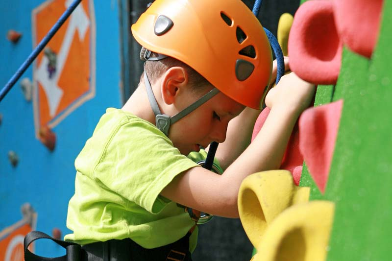 Climbing Clubs for ages 7-17 at Beacon Climbing Centre