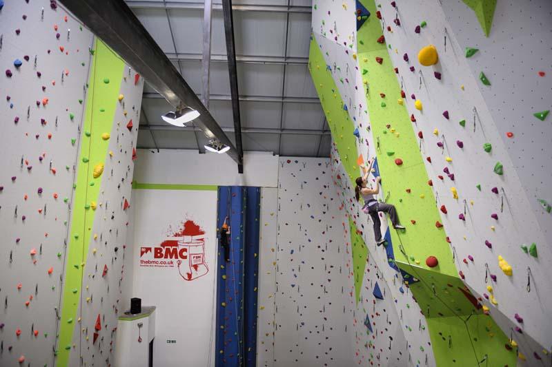 Corporate Experiences at Beacon Climbing Centre, Caernarfon, North Wales