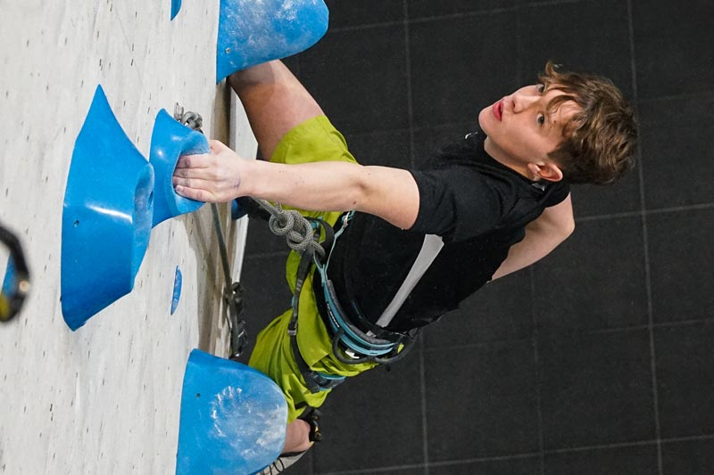 Information for experienced climbers using Beacon Climbing Centre