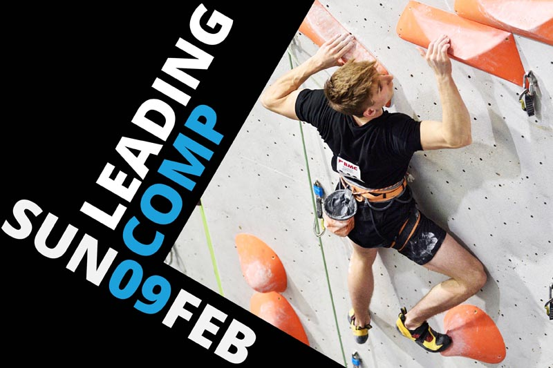 February 2020 Lead Climbing Competition