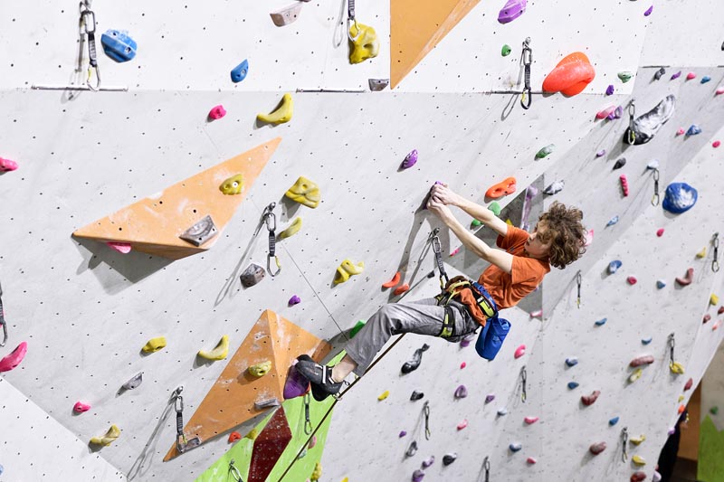 Climbing Clubs for ages 7-17 at Beacon Climbing Centre