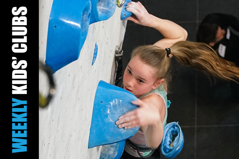 Weekly Climbing Clubs at Beacon Climbing Centre