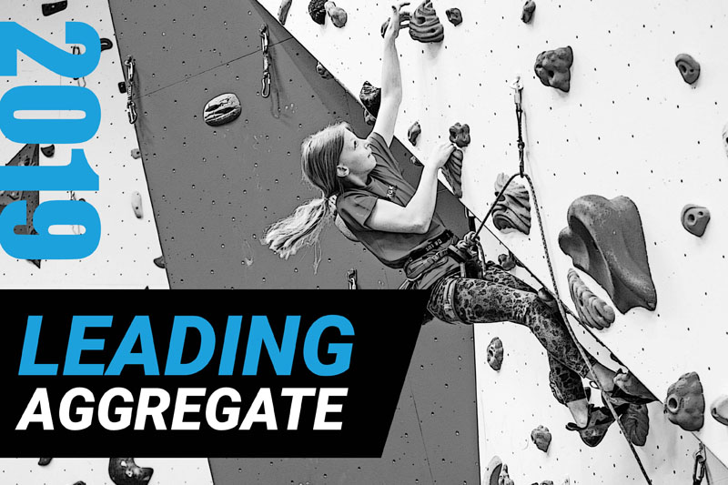 Winter Leading Aggregate at Beacon Climbing Centre