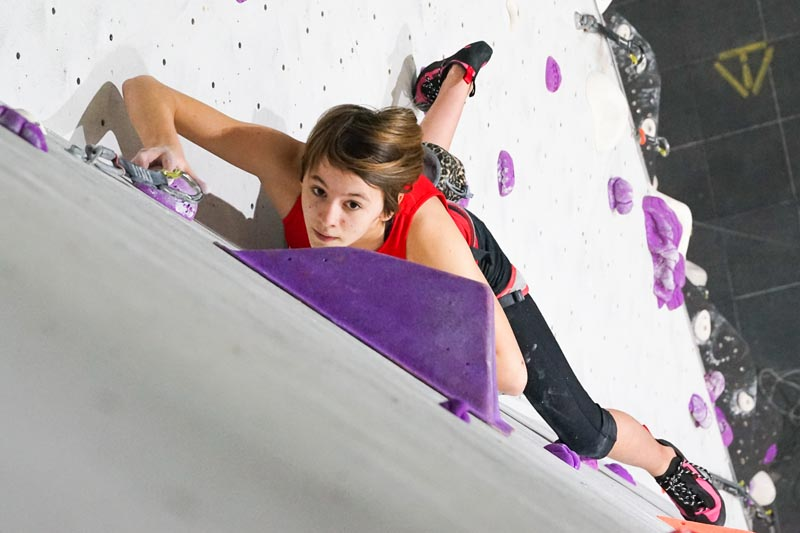 Learn to climb at Beacon Climbing Centre, Caernarfon, North Wales